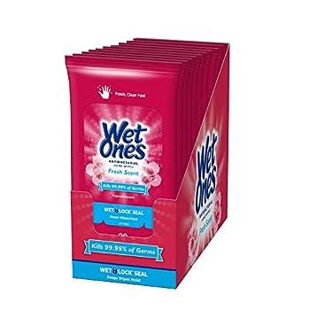 hand wipes wet ones