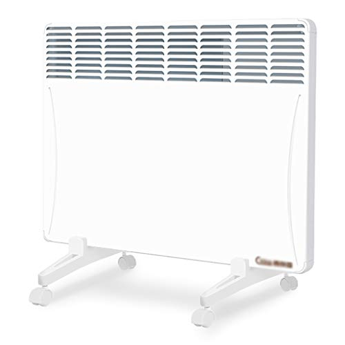 Best Deals! HOHO Intelligent 2500W Convection Panel Heater,Wall-mounted/Mobile Space Heater,Intellig...