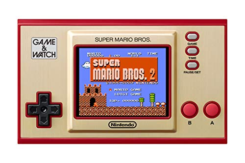 41D4VlZxtfL. SL500  - Nintendo Game & Watch: Super Mario Bros. - Not Machine Specific