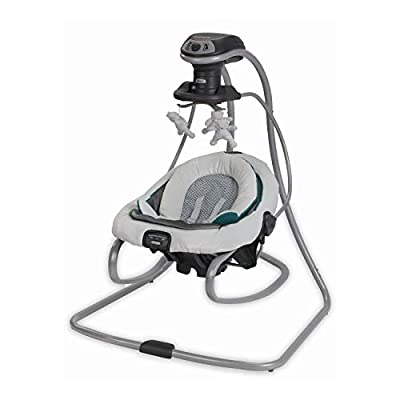Graco DuetSoothe Swing and Rocker from Graco