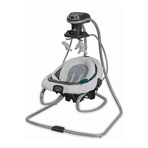 Graco Duetsoothe Swing + Rocker Review