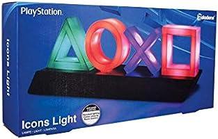 Playstation Z890845 PP4140PS toetsen symbool lamp met kleurveranderingsfunctie, meerkleurig