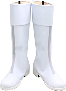 Whirl Cosplay Boots Shoes for My Hero Academia Todoroki Shoto