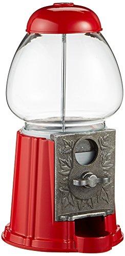 Dubble Bubble Gum Kugel Automat, ungefüllt 23 cm, 1er Pack (1 x 500 g)