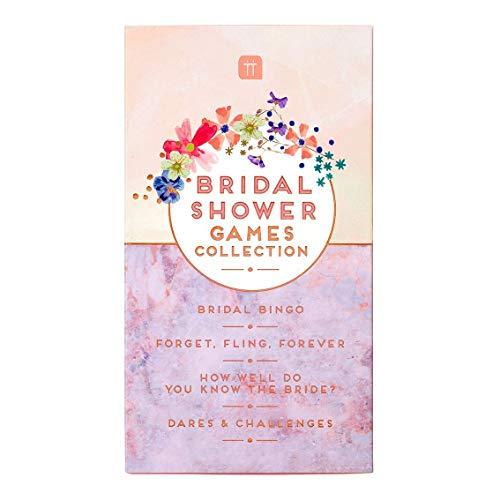 Talking Tables Blossom Bride - Colección de Juegos de Ducha
