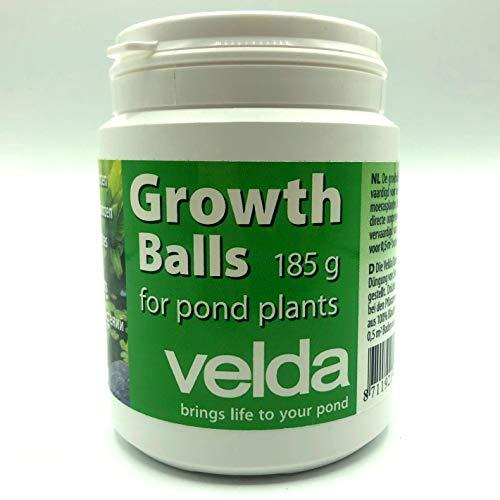 Velda 122250 Düngerkugeln für Wasserpflanzen, 50 Kugeln, Growth Balls