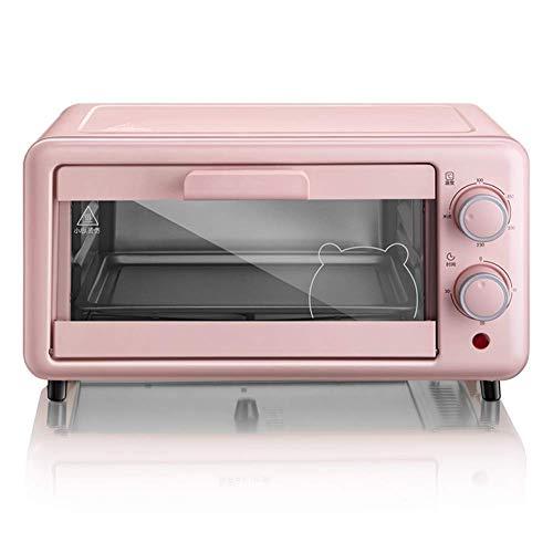 Toaster mit Doppel Infrarot-Heizung und Herausnehmbare 11-Zoll-Innenbackblech, 800W