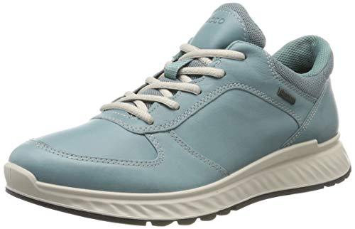 ECCO EXOSTRIDEW, Zapatillas para Mujer, Azul (Trellis 1390), 38 EU