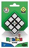 ThinkFun 76396 - Rubik's Edge, 1x3x3 nur eine Ebene des original Rubik's Cubes, der einfache Einstieg in die Welt der Zauberwürfel.