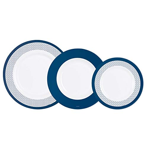 vajilla-vidrio-opal-luminarc-lithos-18-pzas-azul