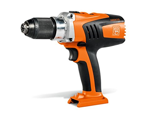 Fein 71160328000 ASCM 18 4 Speed Cordless Drill Body, 18 V, Orange