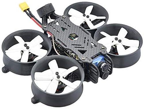 FullSpeed Quadricoptère 4K TurboWhoop FPV Drone de Course PNP BNF 2-4S avec Moteur 1104 5500KV VTX Caddx Tarsier 4K (BNF with FRSKY RX)
