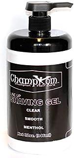 16b6d386a Shaving Gel Champkom, Gel para rasurar, Gel para afeitar, Gel con menthol,