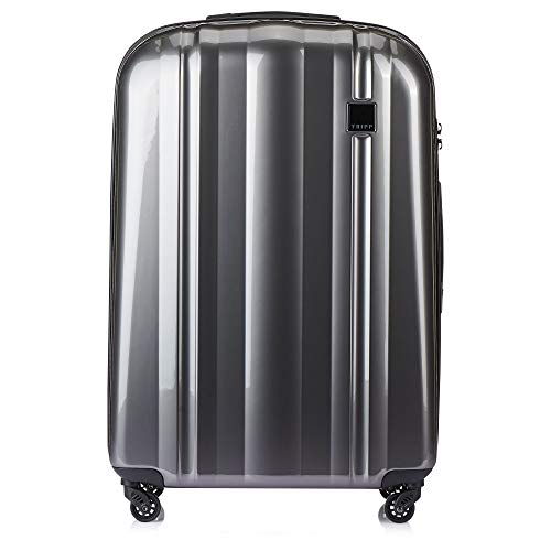 Tripp Pewter Absolute Lite Large 4 Wheel Suitcase