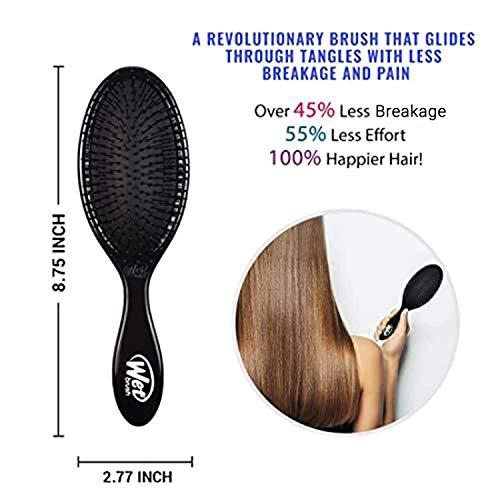 Brosse pour Démêler les Cheveux Wet - 3