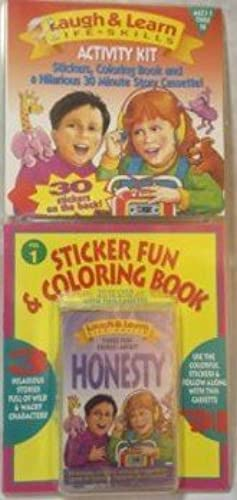 Three Fun Stories About Honesty by Laugh & Learn Life Skills Activity Kit