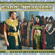 Land of the Pharaohs  2 CD SET