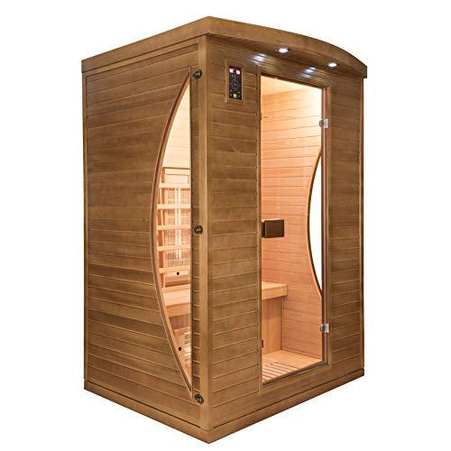 France Sauna Sauna Infrarossi Spectra 2 Posti
