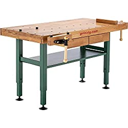 Grizzly Industrial T10157 Workbench Review