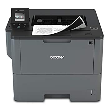 Brother Monochrome Laser Printer HL-L6300DW Wireless Networking Mobile Printing Duplex Printing Large Paper Capacity Cloud Printing Amazon Dash Replenishment Ready