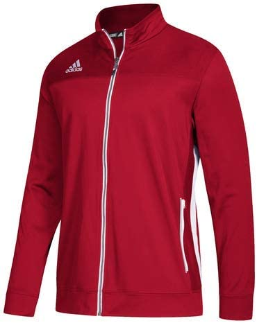 Adidas Men's Adult Utility Jacket Zip Color Climalite Free Shipping Max 60% OFF New Sport Full