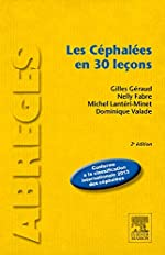 Les céphalées en 30 leçons de Gilles Géraud