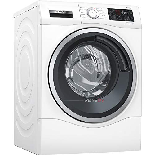 Bosch WDU28560GB Serie 6 10kg 1400rpm Wash 6kg Dry Freestanding Washer Dryer - White