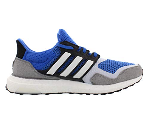 adidas Ultraboost S&L Size 13, Color: Blue/Cloud White