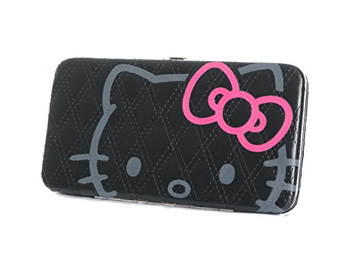 Portefeuille long Hello Kitty sous licence officielle