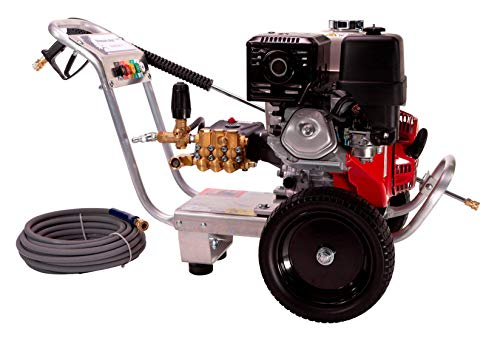 Pressure Pro E4040HA Heavy Duty Professional 4,000 PSI 4.0 GPM Honda Gas Powered Pressure Washer With AR Pump