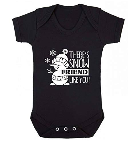 Flox Creative Snow Friend Like You Gilet pour bébé - Jaune - XS
