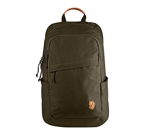 Fjällräven Rucksack Räven Carry-On Luggage, Dark Olive, 45 cm