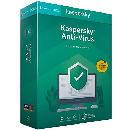 Kaspersky Antivirus 2020 1 User 1 Jahr