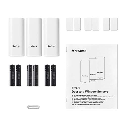 Netatmo : Détecteur d'ouverture de porte et fenêtres 3