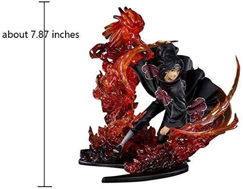 No Estatua de Itachi Uchiha Naruto - Figura de Susanoo - Figura de Anime para niños y niñas Juego The Gift - 7 Modelos… 2