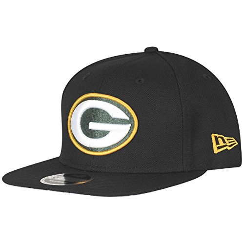 New Era Original-Fit Snapback Cap - Green Bay Packers