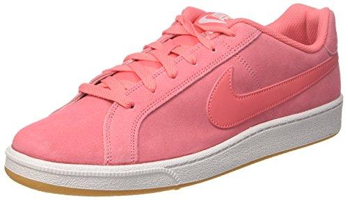 Nike Wmns Court Royale Suede, Zapatillas de Gimnasia Mujer, Rosa (Sea Coralsea Coralgum Light 800), 37.5 EU