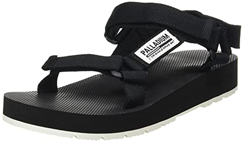 Palladium Outdoorsy URB U, Sandale Mixte, Black/Black, 40 EU