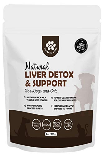 Top 10 best selling list for liver cleanse supplements for dogs