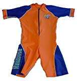 osters muschel-sammler-shop Kinder-Schwimmanzug│Beachbum │Swim Body für Kinder - mit UV Schutz 50+ (M (98-104))