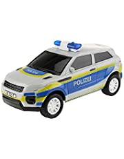 Toi-Toys Coche de policía teledirigido con luz azul 23529A