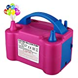 Moobom High Power Portable 240V Electric Air Blower Party Balloon Pump Inflator
