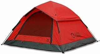 クイックキャンプ ワンタッチ テント 3人用 210×190cm 撥水 UVカット加工 フライシート付き サンシェード ポップアップ テント QC-OT210