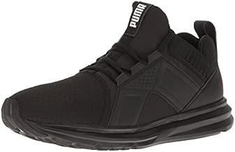 PUMA Men's ENZO Sneaker Black 7 M US