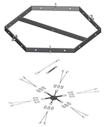 Flugrahmen hexagonal CSA/CSK
