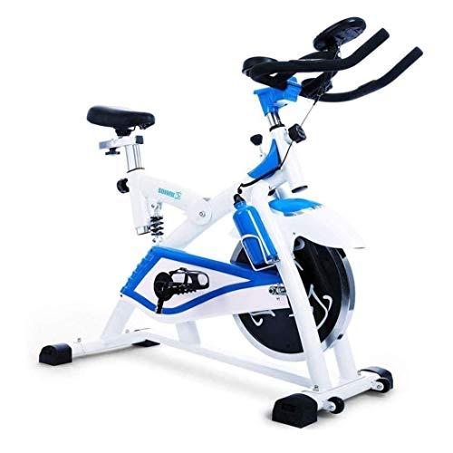 Bicicleta estacionaria Bicicleta estática, Máquinas de ejercicios Bicicleta de ejercicio de bicicleta de spinning for trabajo pesado volante aeróbico Estudio Gimnasio Bicicleta Home Trainer bicicleta