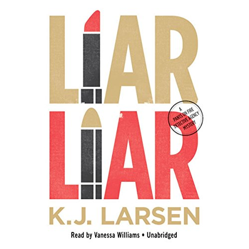 Liar, Liar cover art