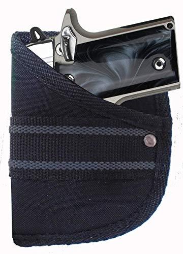 Garrison Grip Custom Fit Woven Pocket Holster Fits Sig Sauer P238 380 w/or w/o Laser (W2)