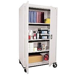 Sandusky Lee Transport Series Mobile Storage Cabinet