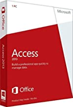 Microsoft Access 2013 - license